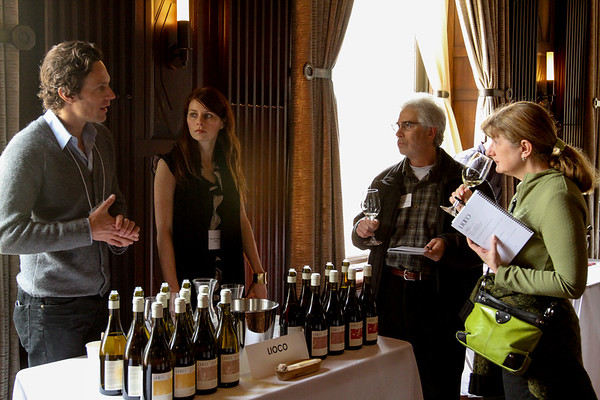 In Pursuit of Balance : Chardonnay and Pinot Noir