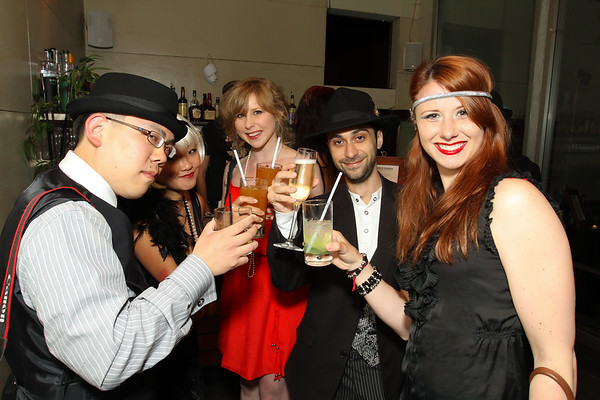 Prohibition  B-day Soiree. Day 1