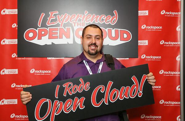 RackSpace the Open Cloud Company