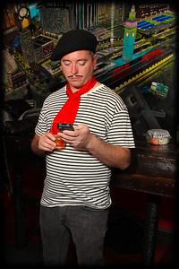 """Redg's Birthday AKA """"Funky French Revolution!!"""