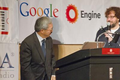 @SfMusicTech Opening with Mayor Ed Lee