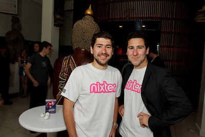 SHAKER LIVE: THE OFFICIAL LAUNCH PARTY