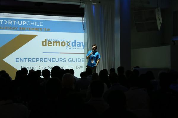 Start-Up Chile SF Demo Celebration