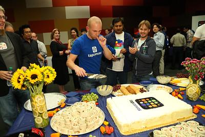 TapCanvas beta launch party