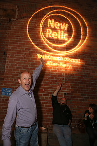 TechCrunch Disrupt Official After Party hosted by New Relic