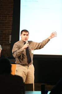 Vets inTech Veteran's Day weekend hackathon