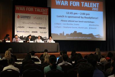 War For Talent 2012
