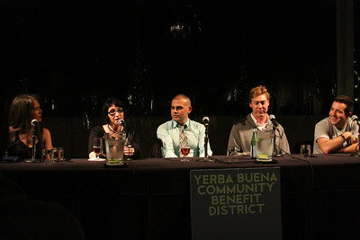 Yerba Buena Arts In Dialogue: How We Date Now Panel Discussion @VioletBlue