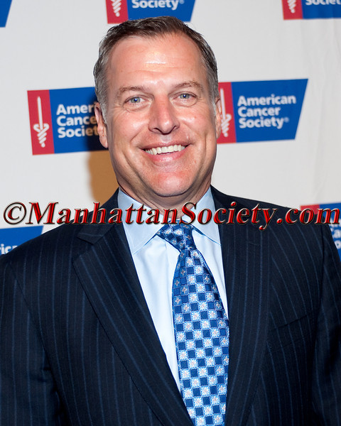 NEW YORK - JUNE 18: 2012 recipient of the Eugene D. O'Kelly Award, John W. Thiel, Head of U.S. Wealth Management and the Private Banking and Investment Group for Merrill Lynch Global Wealth Management attends 7th Annual Financial Services Cares Gala to Benefit American Cancer Society on Monday, June 18, 2012 at Cipriani 42nd Street, 110 East 42nd Street, New York City, NY (Photos by Christopher London ©2012 ManhattanSociety.com)