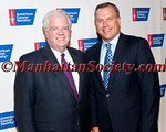 """NEW YORK - JUNE 18:Donald """"Don"""" Distasio, John W. Thiel attend 7th Annual Financial Services Cares Gala to Benefit American Cancer Society on Monday, June 18, 2012 at Cipriani 42nd Street, 110 East 42nd Street, New York City, NY (Photos by Christopher London ©2012 ManhattanSociety.com)"""