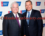 "NEW YORK - JUNE 18:Donald ""Don"" Distasio, John W. Thiel attend 7th Annual Financial Services Cares Gala to Benefit American Cancer Society on Monday, June 18, 2012 at Cipriani 42nd Street, 110 East 42nd Street, New York City, NY (Photos by Christopher London ©2012 ManhattanSociety.com)"