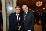 Rabbi Joseph Potasnik and former NYC Mayor Ed Koch