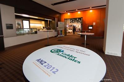 ANZ Geomechanics 2012 - Monday