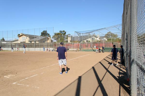 Adam San Mateo Braves Baseball