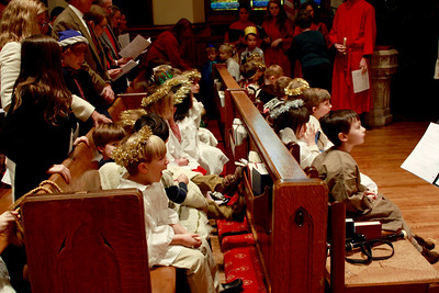Advent 4 Christmas Pageant