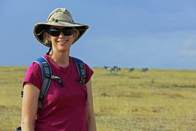 East Serengeti - Lynn!