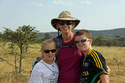 East Serengeti - family!
