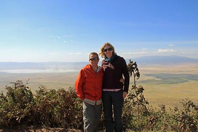 Ngorongoro Crater - Happy Couple