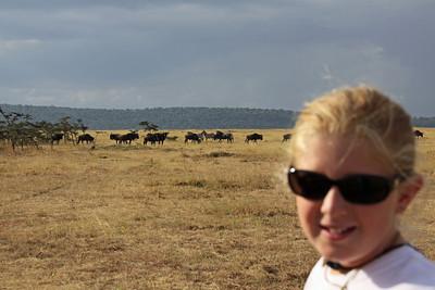 East Serengeti - Caroline!