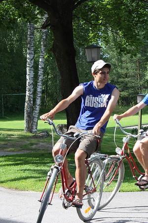 Clubreise Alfta, Schweden 2012, Borner