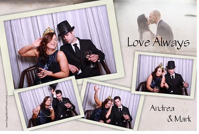 Andrea & Mark Wedding