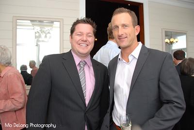 Michael O'Shea and Chris Arnold
