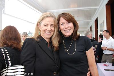 Debbie Weber and Marita Daly