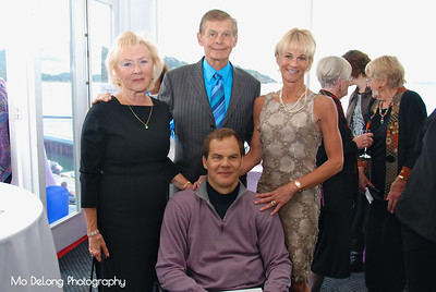 Patricia and Jim Lazor, Kathleen Woodcock and Joe Lazor