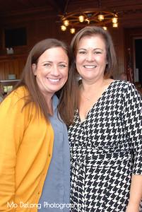 Leah Bronson and Linda Lippstreu