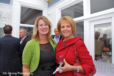 Carolyn Hoffman and Debbie Friesen