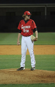 Number 37, Adam Izokovic, on the mound.