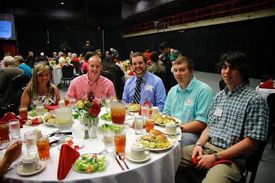 CSO Dinner; April 19, 2012