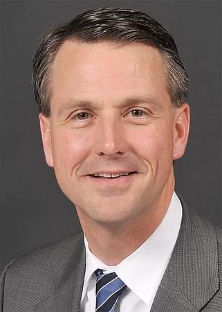 Gene Crume, president of the Indiana State University Foundation.