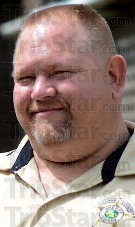 Sulliuvan county coroner Jeff Griffith