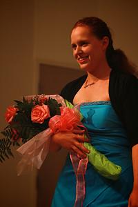 Harp performance by Mary Hannah Blalock, Harpist, in Blanton Auditorium; April 03, 2012.