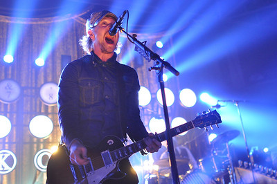 Needtobreathe comes to Gardner-Webb with Ben Rector on April 28, 2012 in the LYCC.