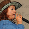 Tribune-Star/Jim Avelis<br /> Singing lead: Neisha Richey sings lead in the Cowboy Church and has written many of the songs they'll sing this Sunday. The first service of the non-denominational church is tomorrow at 10:00a.m. in the Boot City Opry.