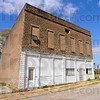 Tribune-Star/Jim Avelis<br /> Unsafe: Masonic Lodge 85 in Bowling Green, built in 1883 and now deemed unsafe, is set to be razed begining Monday.