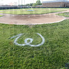 Tribune-Star/Jim Avelis<br /> Dreams made here: West Vigo head baseball coach Steve DeGroote has instilled a sense of pride and ownership in his players concerning the condition of their ball diamond.