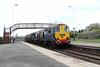 26 April 2012 :: 20301 & 20302 passing Wigton with 6C42, Sellafield to Carlisle bogie tank train