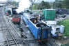 19 April 2012 ::4464 'Bittern' is about to be serviced at Swanage