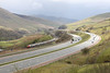 21 April 2012 :: A pair of Virgin Voyagers head North along side the M6 at Tebay