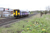 26 April 2012 :: 153331 approaching Wigton with the 0910 Barrow-in-Furness to Carlisle