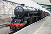 "26 April 2012 :: Black 5 45407, ""The Lancashire Fusilier"" at Carlisle"