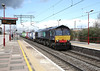 17 April 2012 :: 66429 at Harrow and Wealdstone working 4L48 Daventry to Tilbury