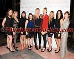 Elizabeth Wild, Morgan Scott, Jennifer Ritter, Stephanie Cozzi, Ann Morrison Calvert, Adrienne Rudkin, Eva Yean, Monica Brower, Juliet Falchi