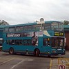 Arriva Midlands Volvo Olympian R330WVR 3330 at Crewe with service 31 to Northwich.