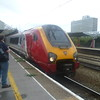 Virgin Trains Class 221 Voyager at Crewe.