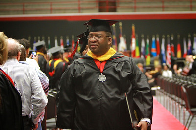 Gardner-Webb University's Undergraduate and GOAL Summer commencement ceremony; August 2012.