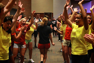 Freshmen Orientation and Welcome Week 2012.